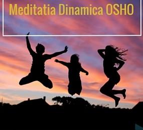 7 dimineti consecutive de Meditaţie Dinamică OSHO
