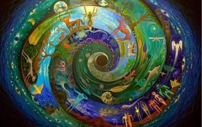 Universul din care faci parte, asa cum il percep samanii