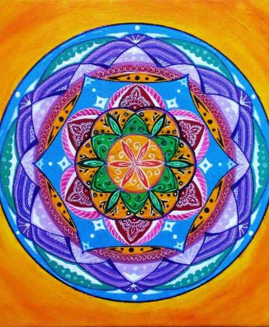 Mandala – Mindfulness prin arta