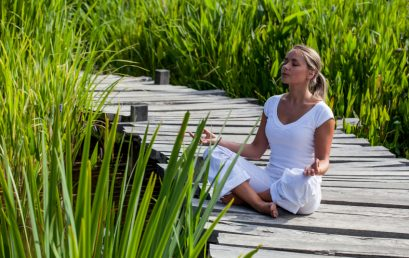 O meditatie care functioneaza ca antidepresiv natural