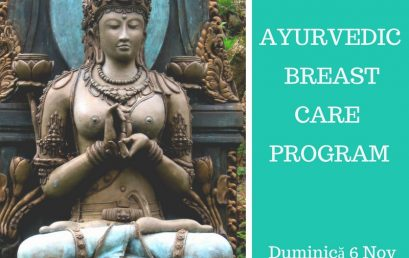 Ayurvedic Breast Care Program for Women