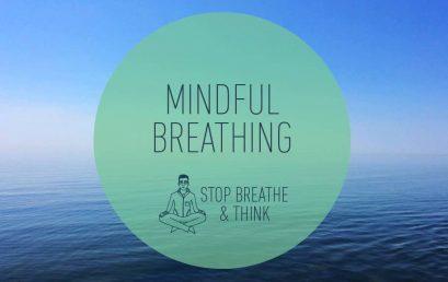 Mindful breathing – Respiratie constienta