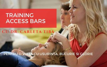 Training Access Bars Cu Dr. Carleta Tiba