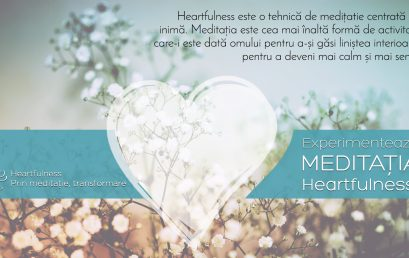 Meditatia Heartfulness