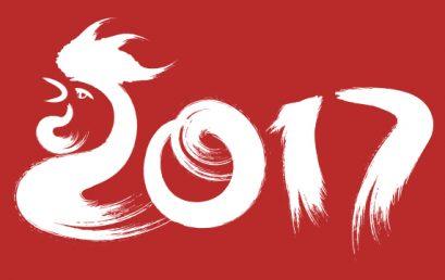 Influentele Astrologice ale Cocosului de Foc in 2017