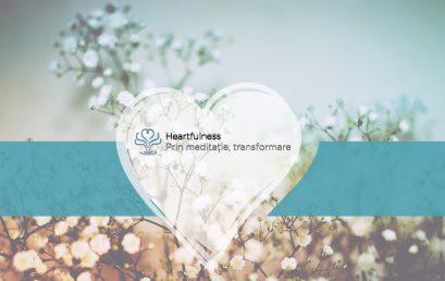 Meditatia Heartfulness – antrenarea capacitatii de autocontrol