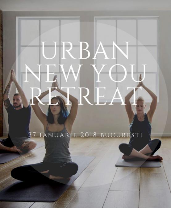Urban New You Retreat